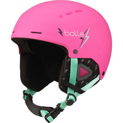 BOLLE NEW Mens Black Bolle B-YOND Ski Helmet Soft Black /& Green BNWT