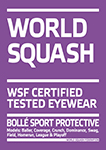 World squash certification